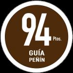 Logo 94 puntos Guía Peñín