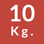 10 Kg.