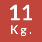 11 Kg.