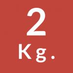 2 Kg.