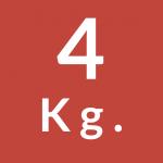 4 Kg.