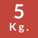 5 Kg.