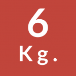 6 Kg.