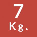 7 Kg.