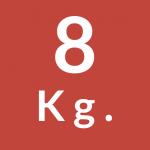8 Kg.