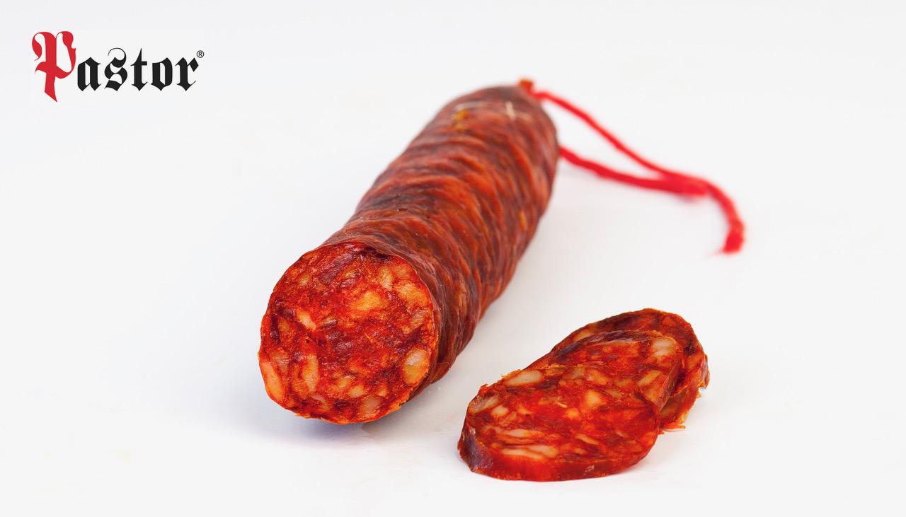 Chorizo artesano Pastor